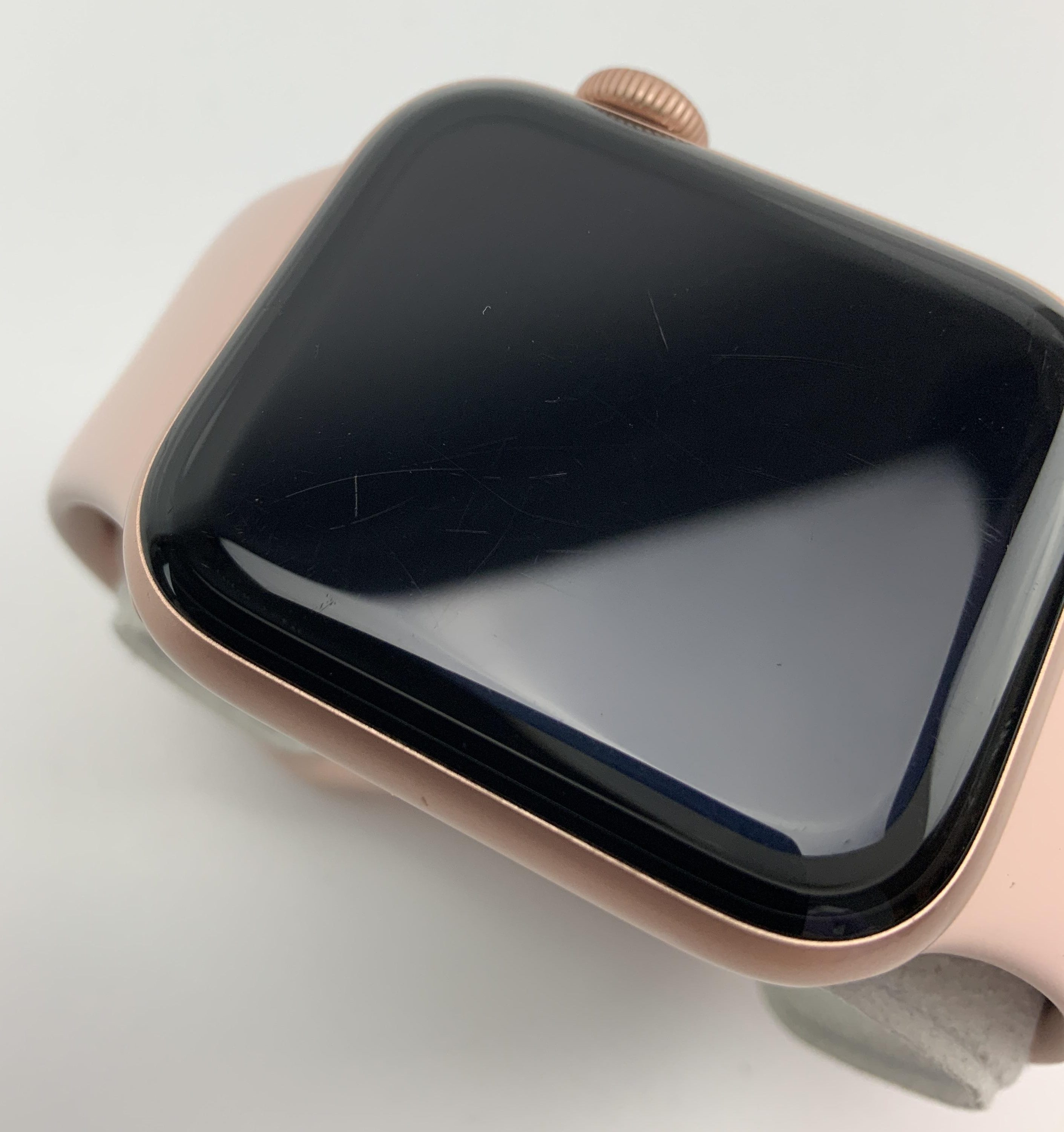 Watch Series 4 Aluminum Cellular (40mm), Gold, Pink Sand Sport Loop, bild 3