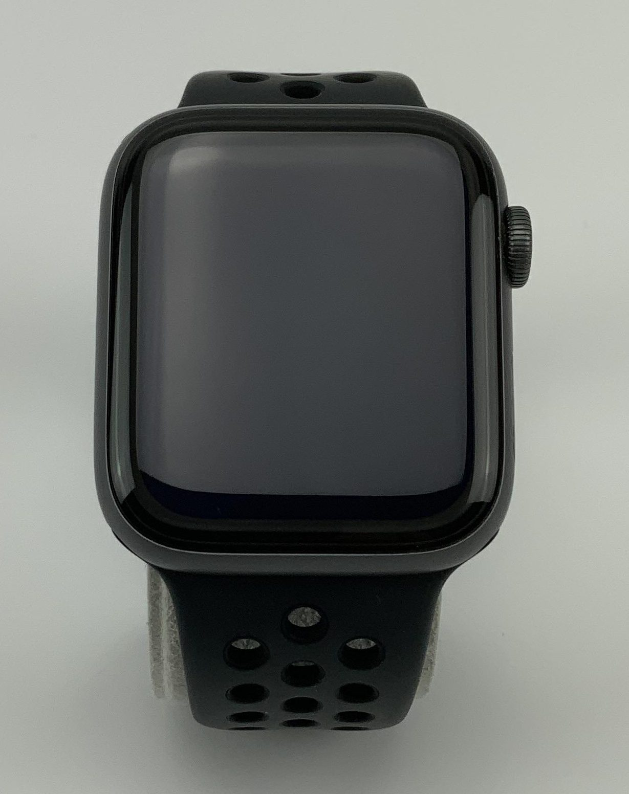 Watch Series 4 Aluminum Cellular (44mm), Space Gray, Anthracite/Black Nike Sport Band, bild 1