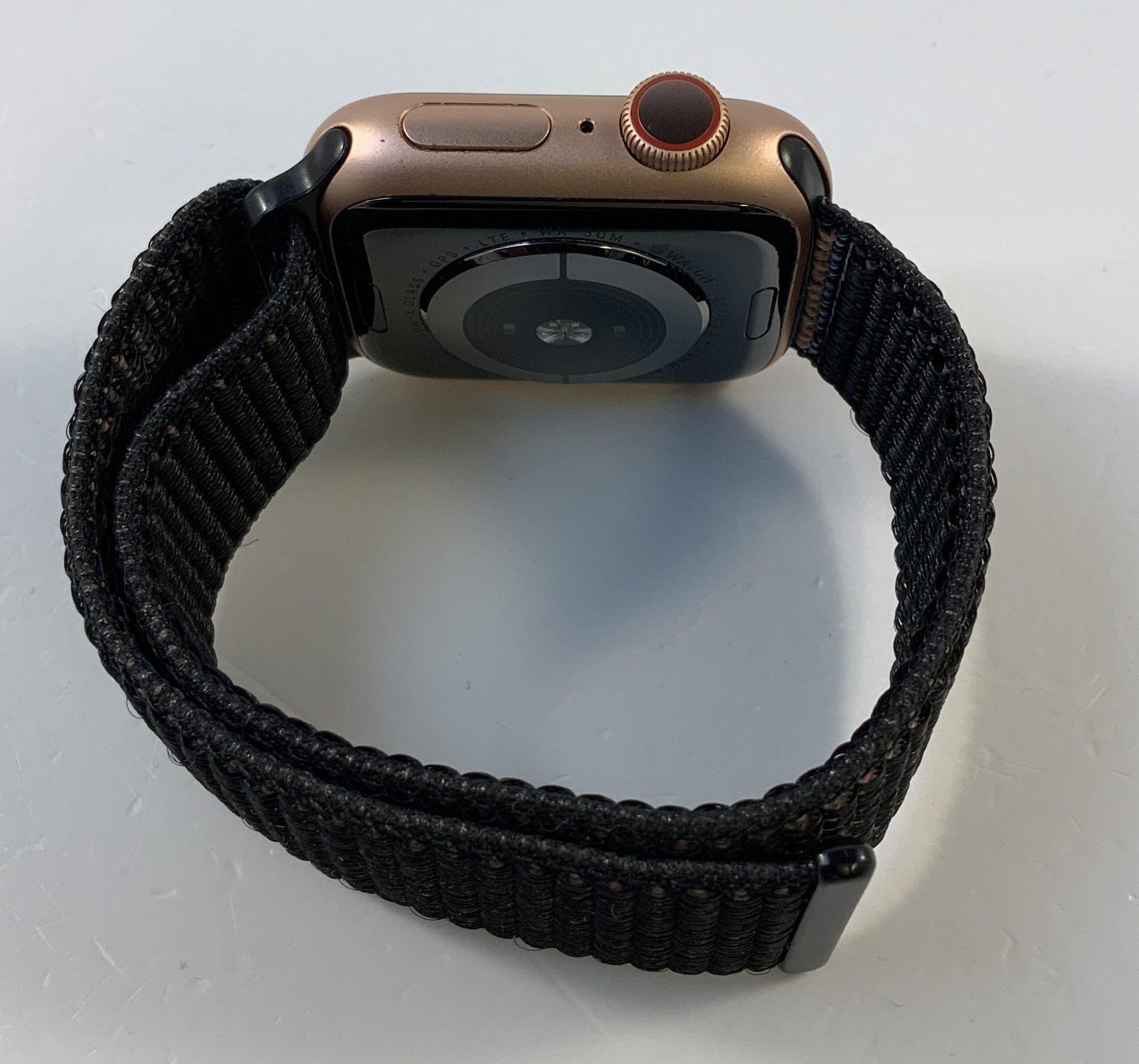 Watch Series 5 Aluminum Cellular (40mm), Gold, bild 3