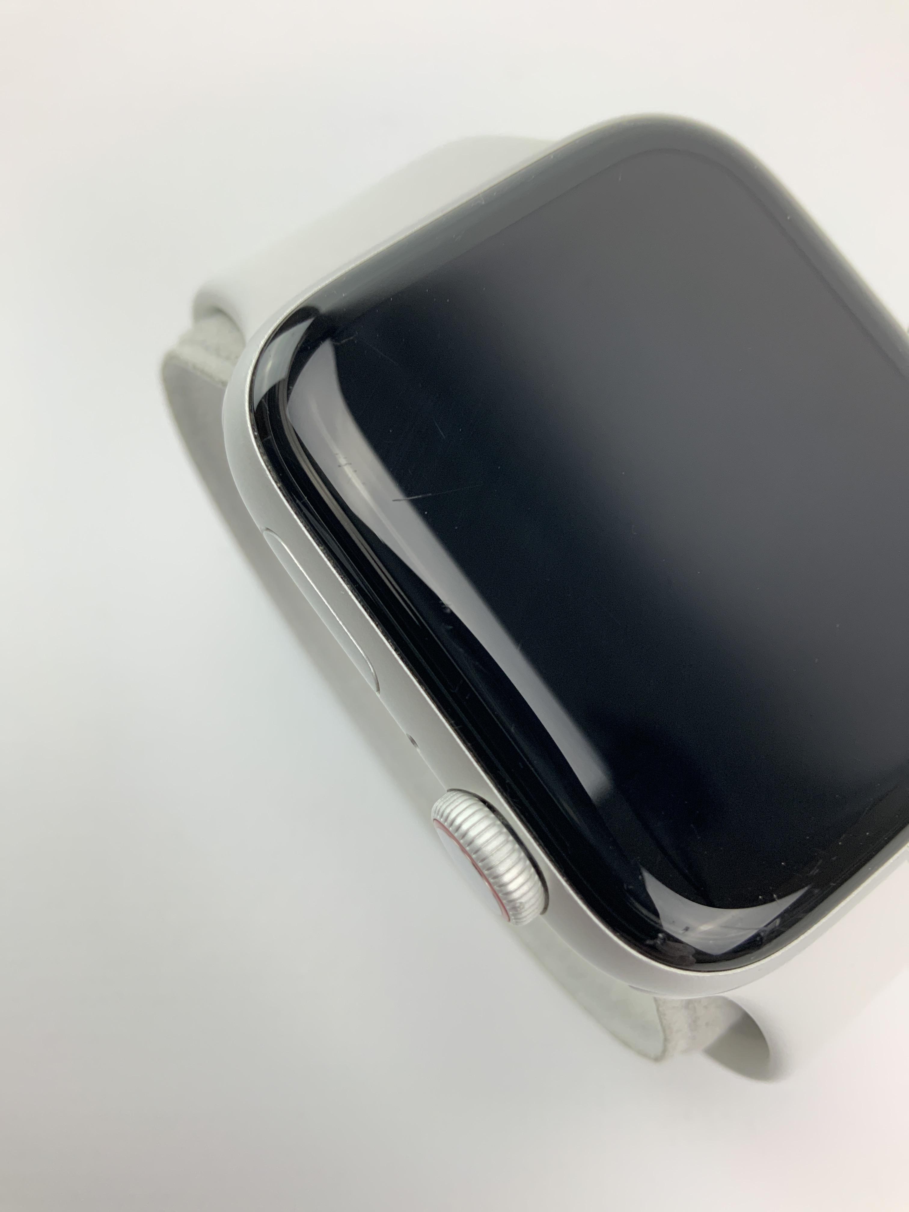 Watch Series 5 Aluminum Cellular (44mm), Silver, immagine 4