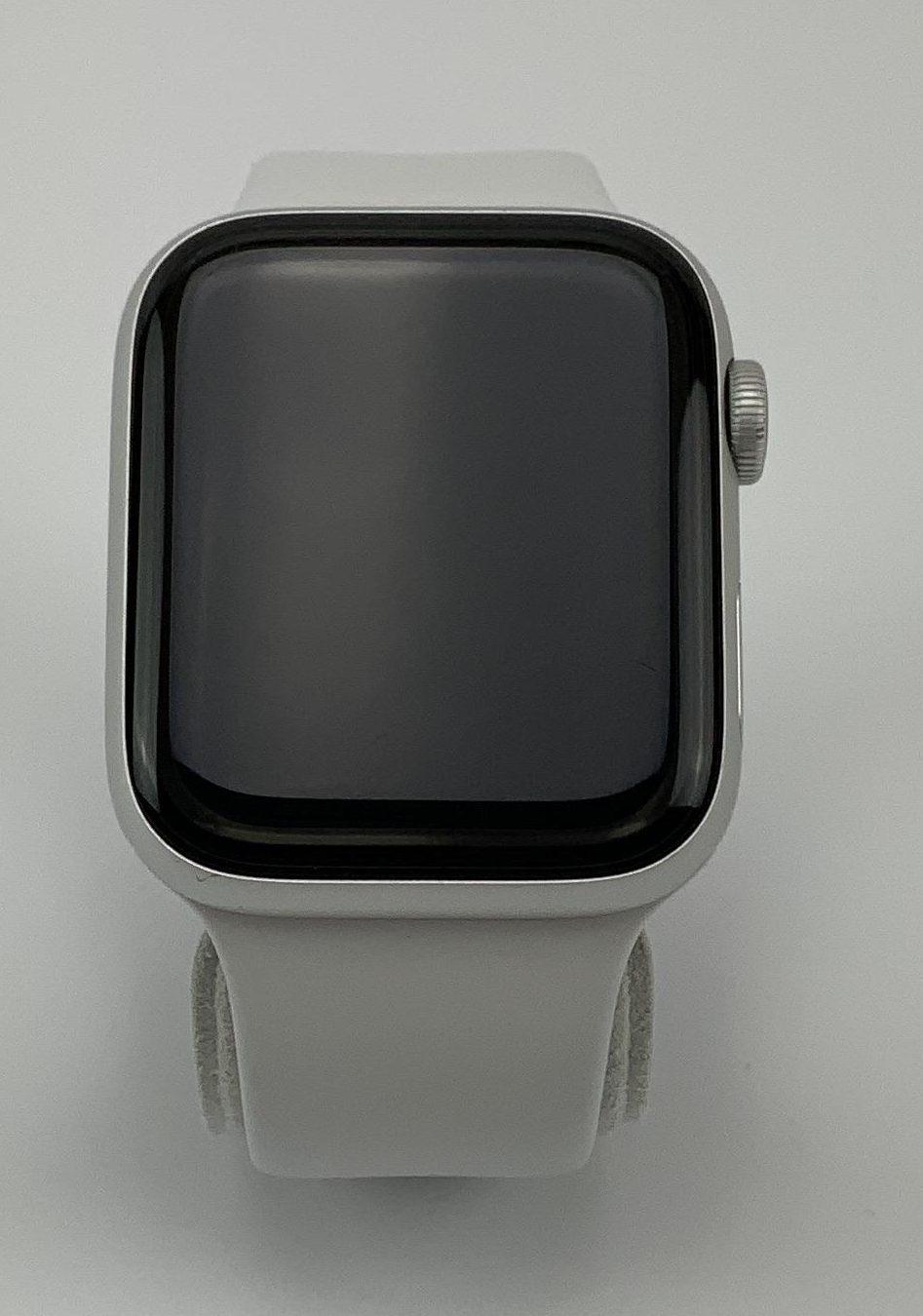 Watch Series 5 Aluminum Cellular (44mm), Silver, immagine 1