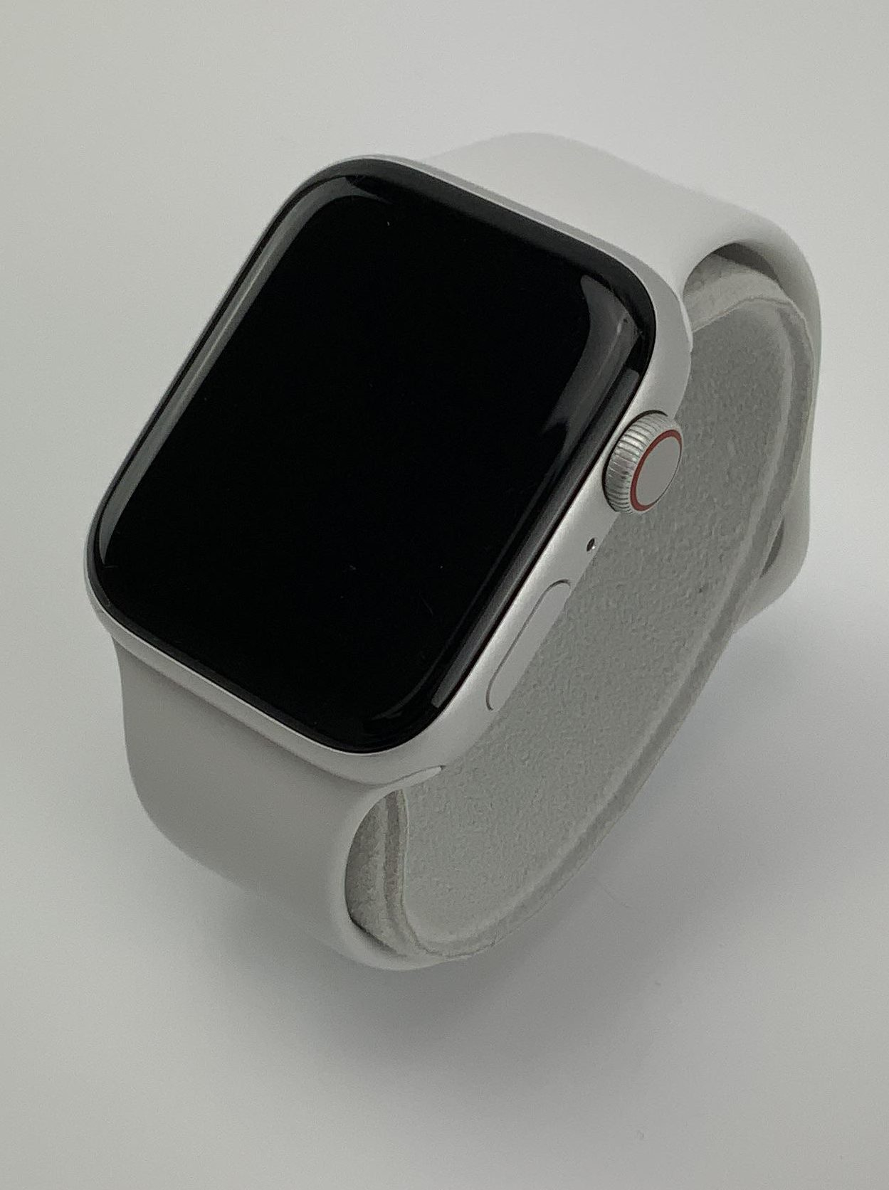 Watch Series 5 Aluminum Cellular (44mm), Silver, immagine 3