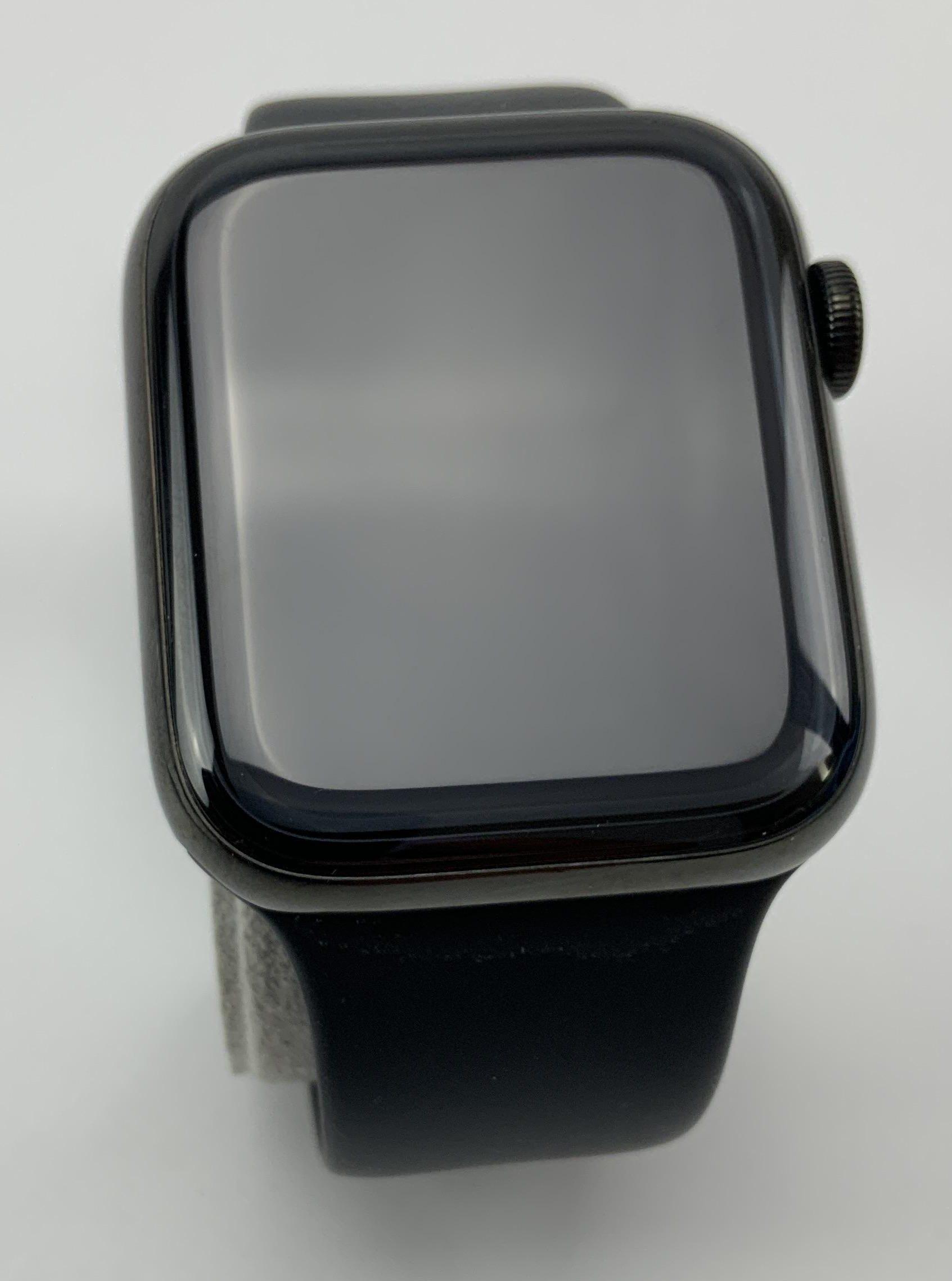 Watch Series 5 Steel Cellular (44mm), Space Black, bild 3
