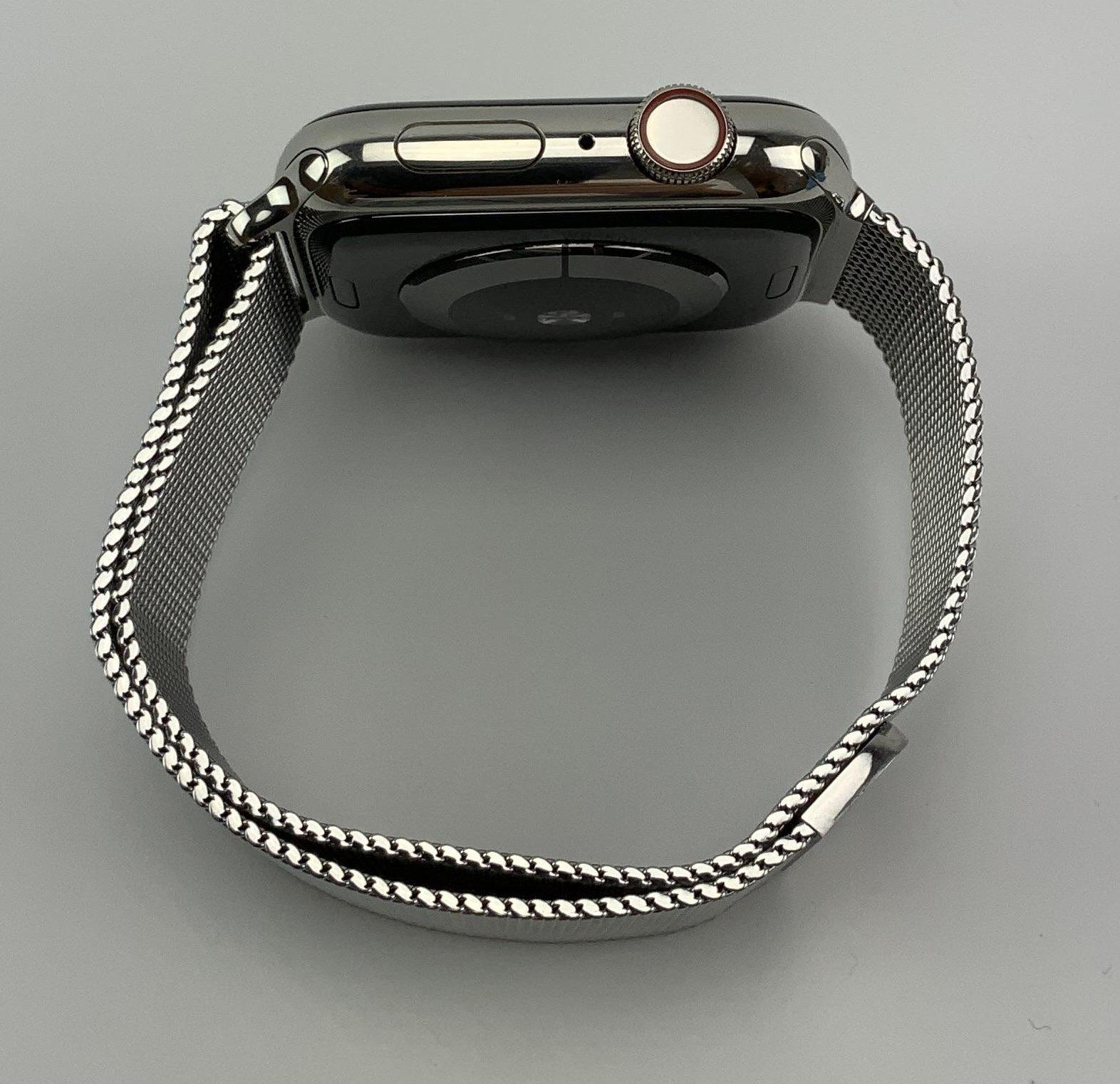 Watch Series 5 Steel Cellular (44mm), Silver, Bild 2