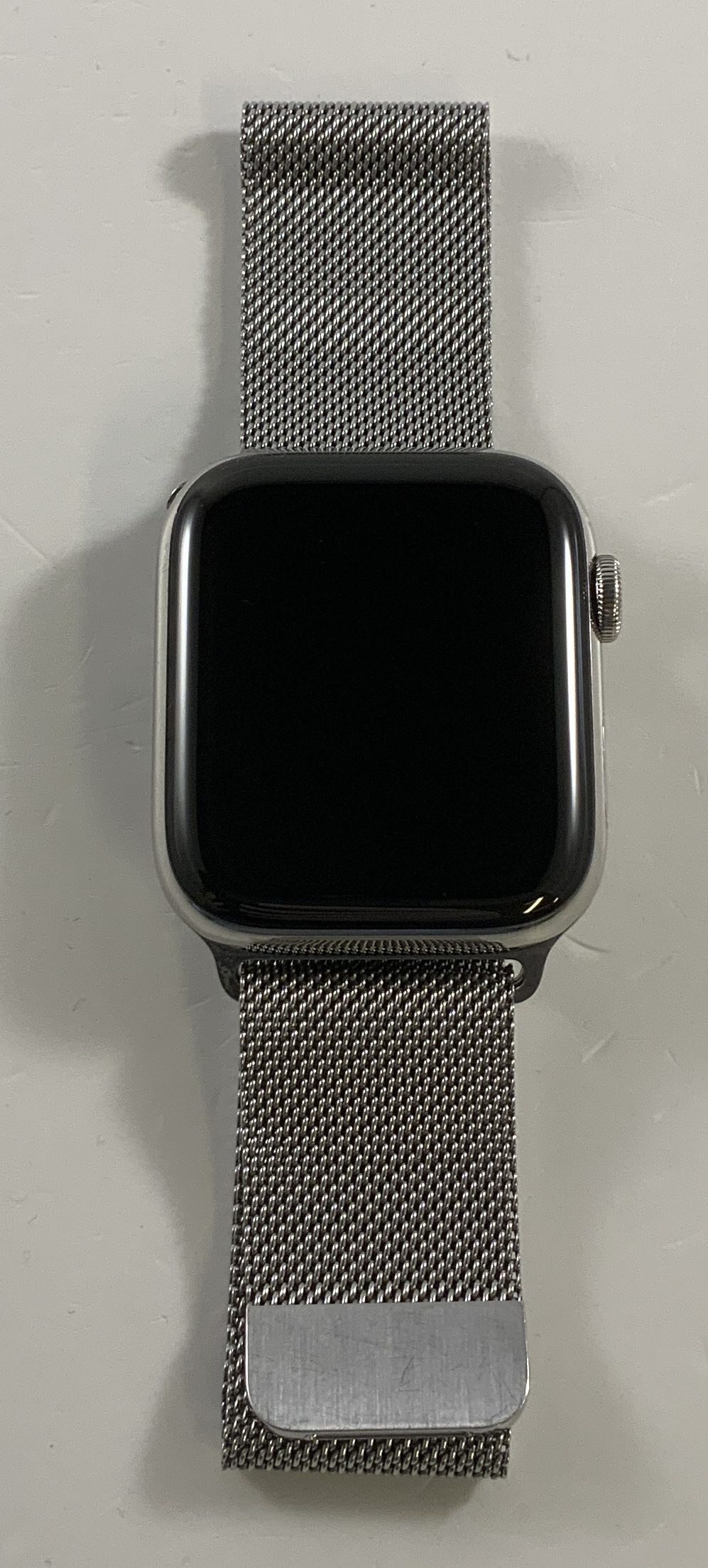 Watch Series 5 Steel Cellular (44mm), Silver, bild 3