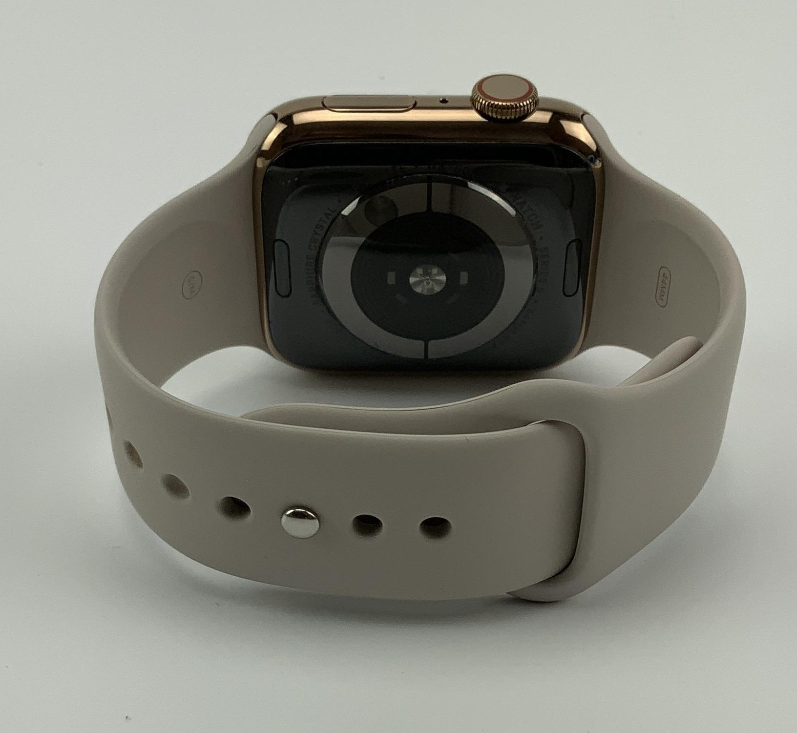 Watch Series 5 Steel Cellular (44mm), Gold, imagen 3