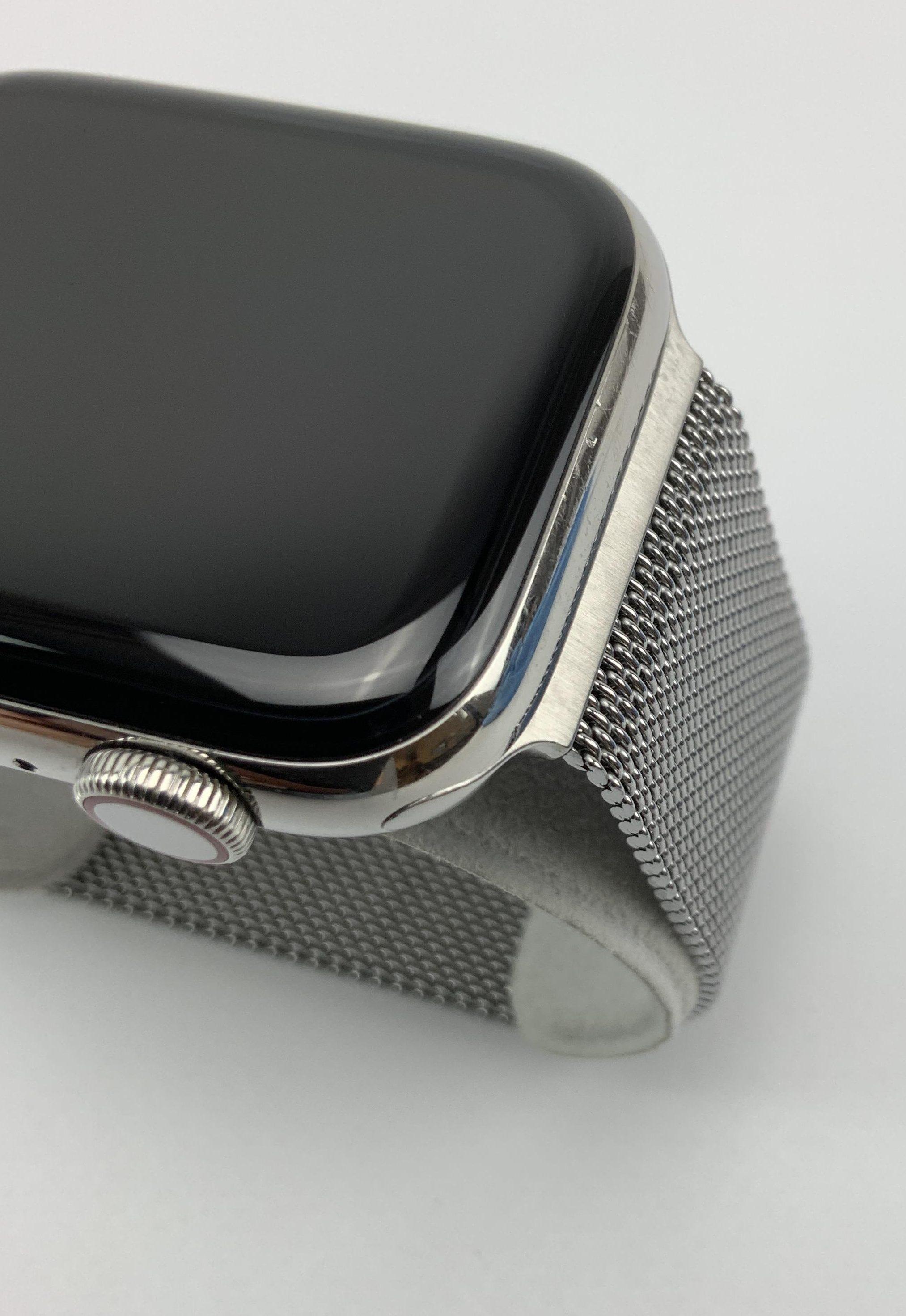 Watch Series 5 Steel Cellular (44mm), Silver, Bild 3