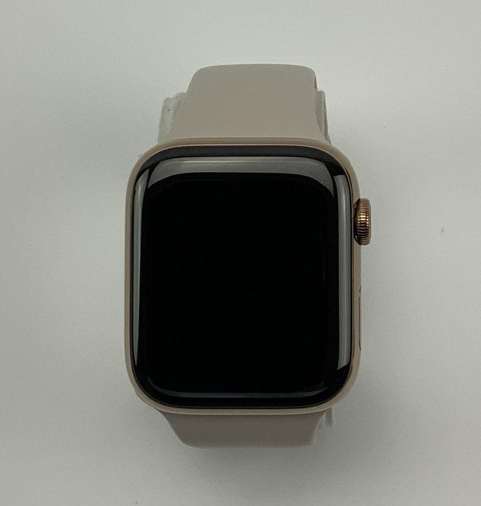 Watch Series 5 Steel Cellular (44mm), Gold, imagen 2