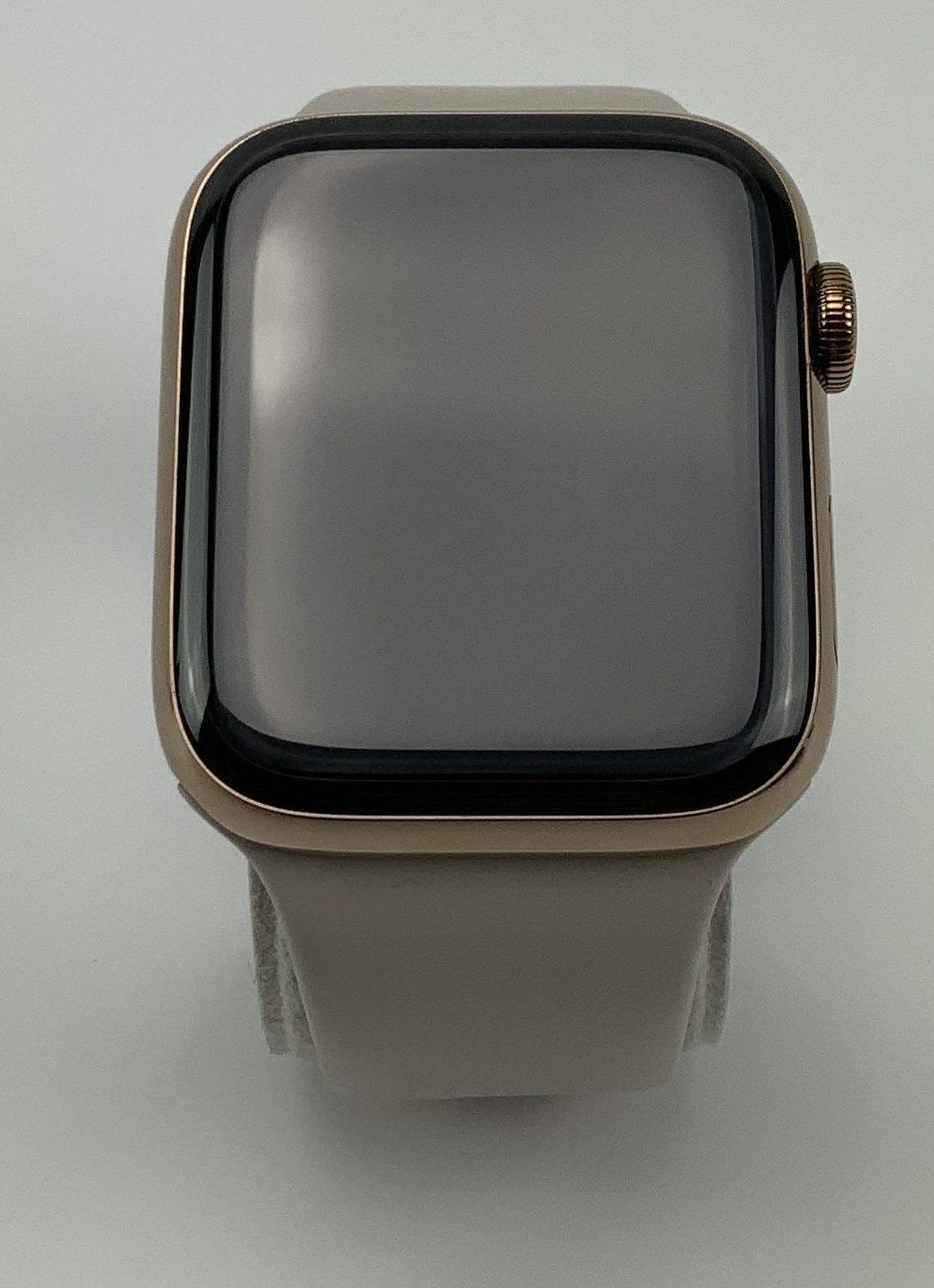 Watch Series 5 Steel Cellular (44mm), Gold, imagen 1