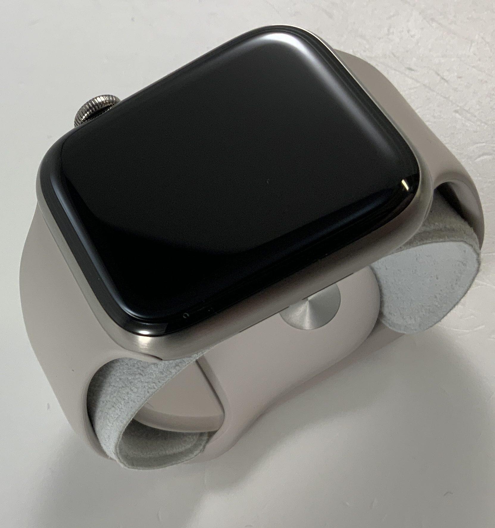 Watch Series 5 Steel Cellular (44mm), Titanium, bild 3