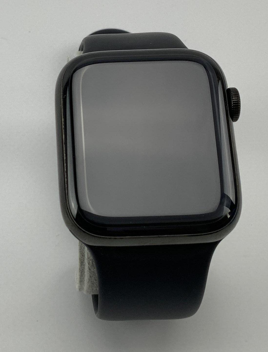 Watch Series 5 Steel Cellular (44mm), Space Black, bild 1