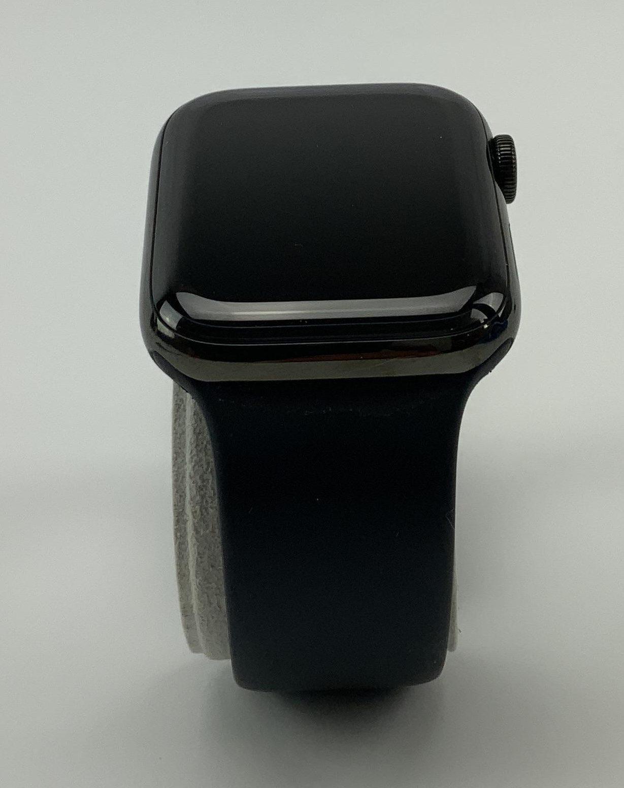 Watch Series 5 Steel Cellular (44mm), Space Black, bild 2
