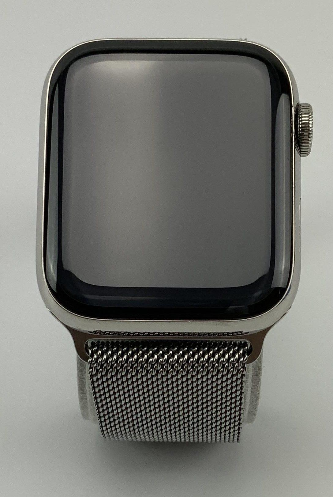 Watch Series 5 Steel Cellular (44mm), Silver, Bild 1