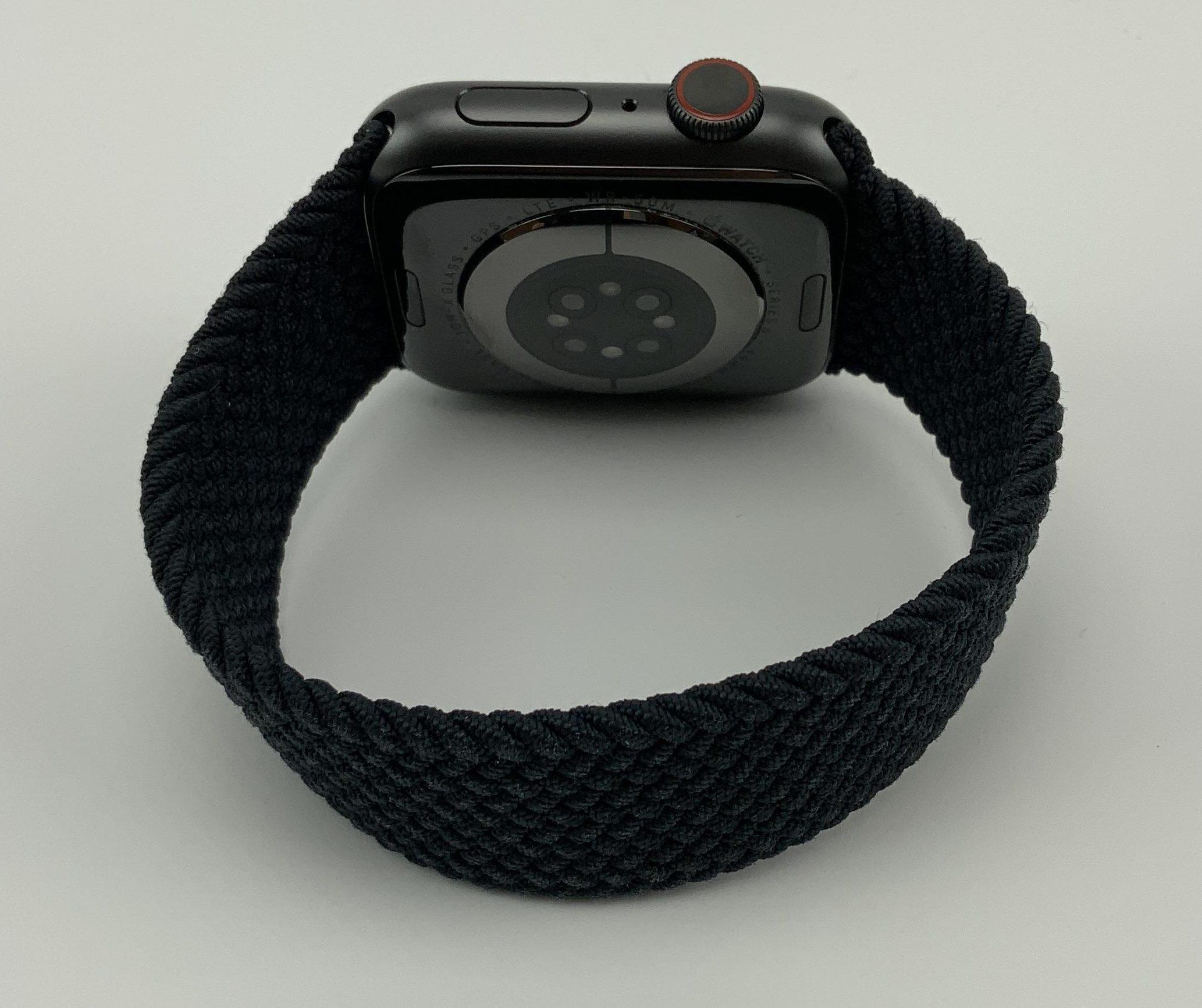 Watch Series 6 Aluminum Cellular (44mm), Space Gray, bild 2