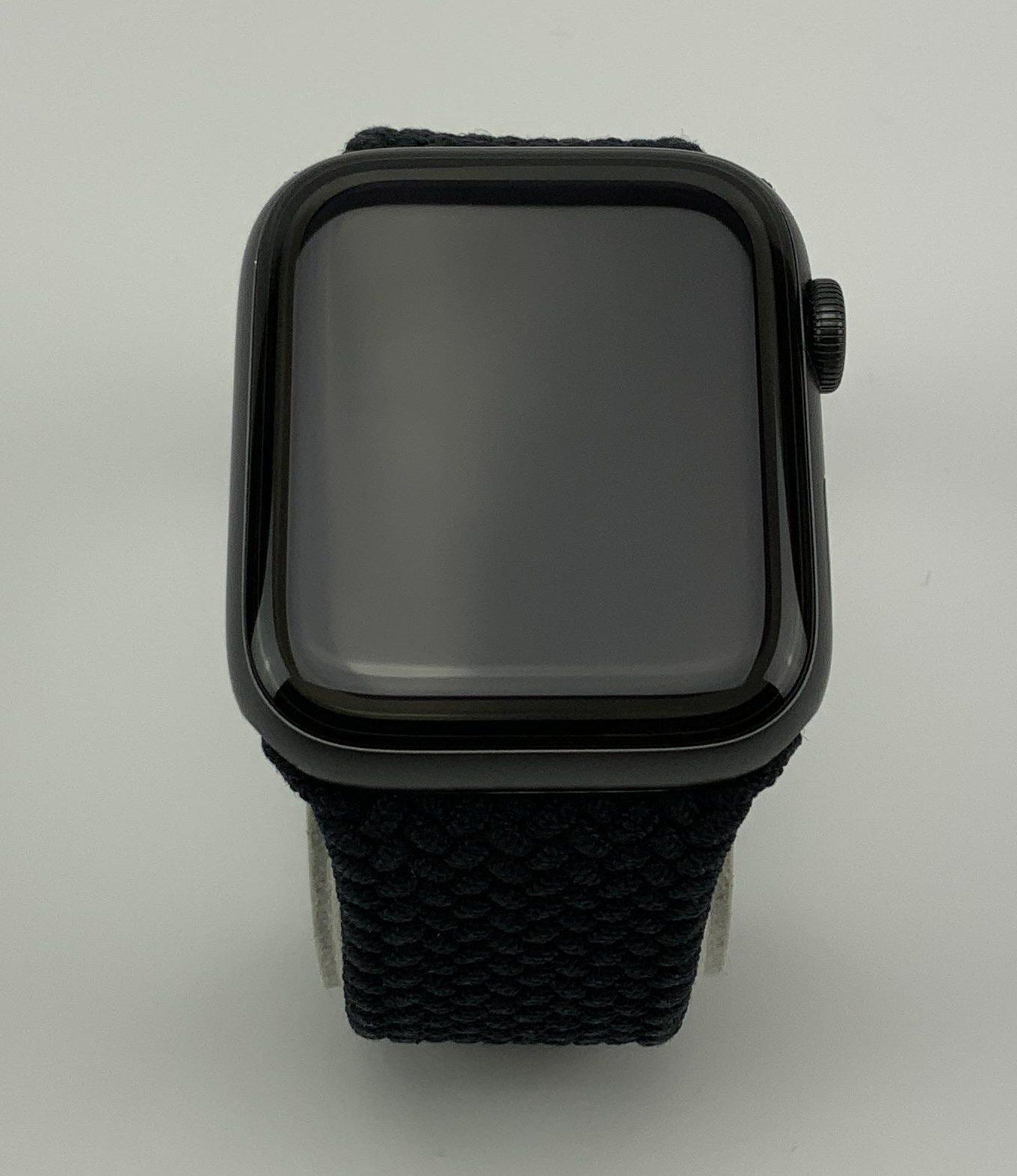 Watch Series 6 Aluminum Cellular (44mm), Space Gray, bild 1