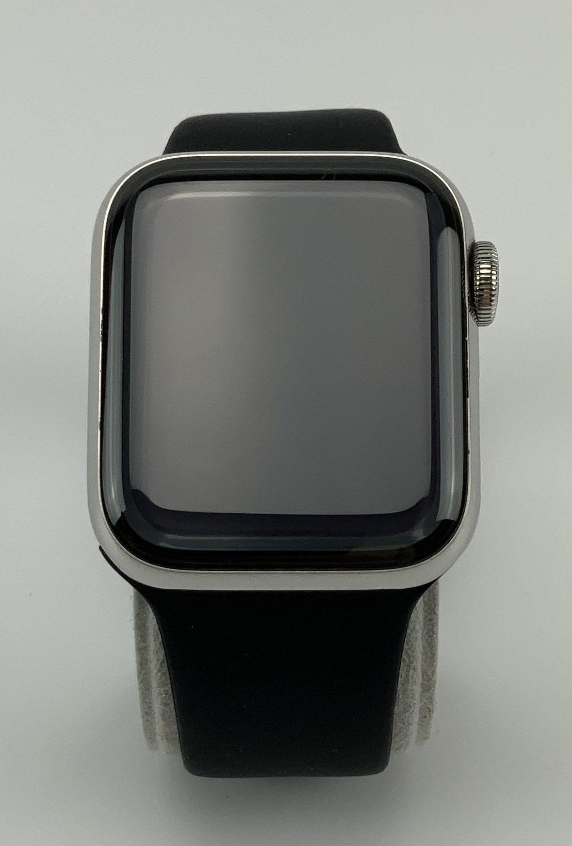 Watch Series 6 Steel Cellular (40mm), Silver, imagen 1