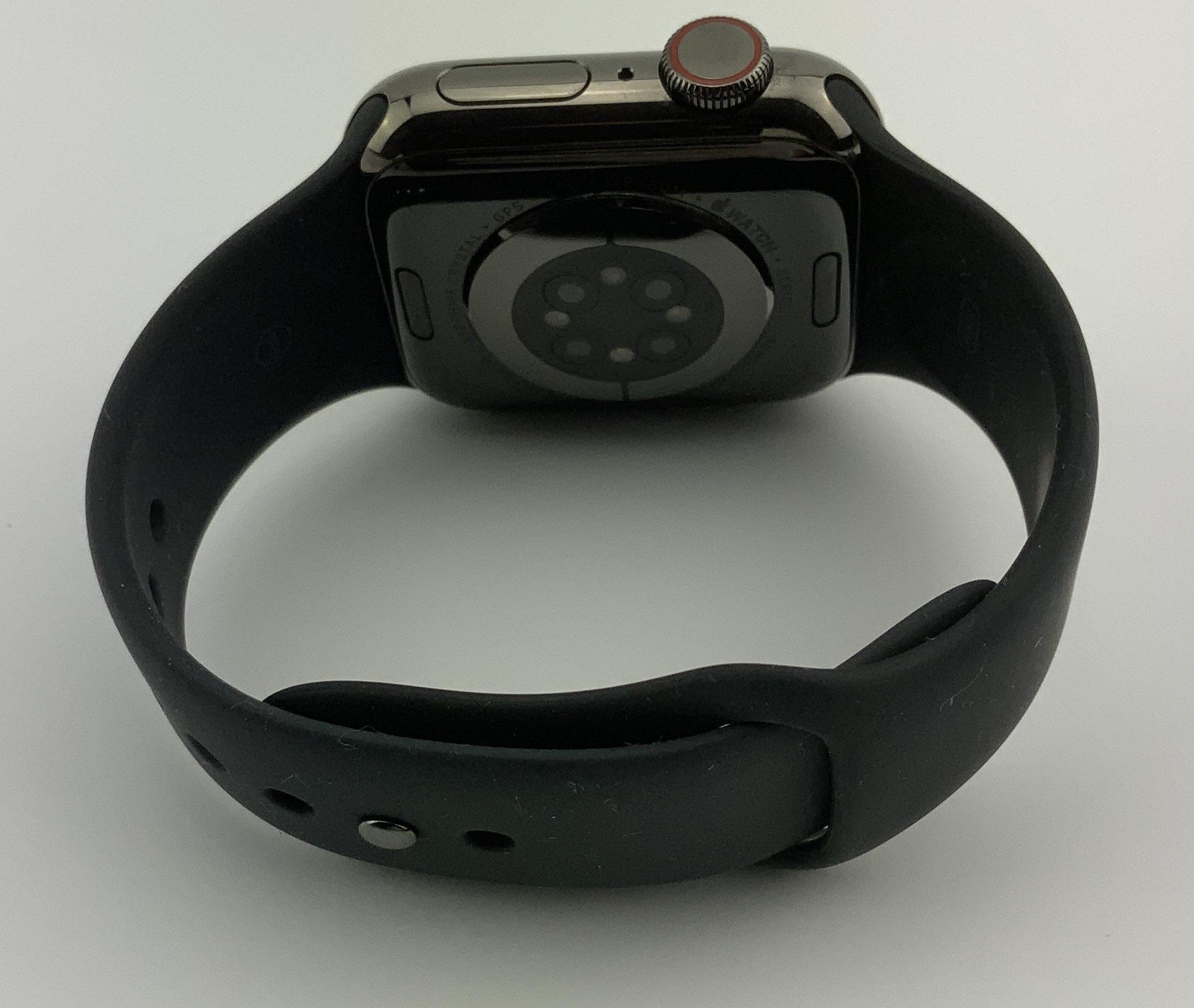 Watch Series 6 Steel Cellular (40mm), Graphite, Kuva 3