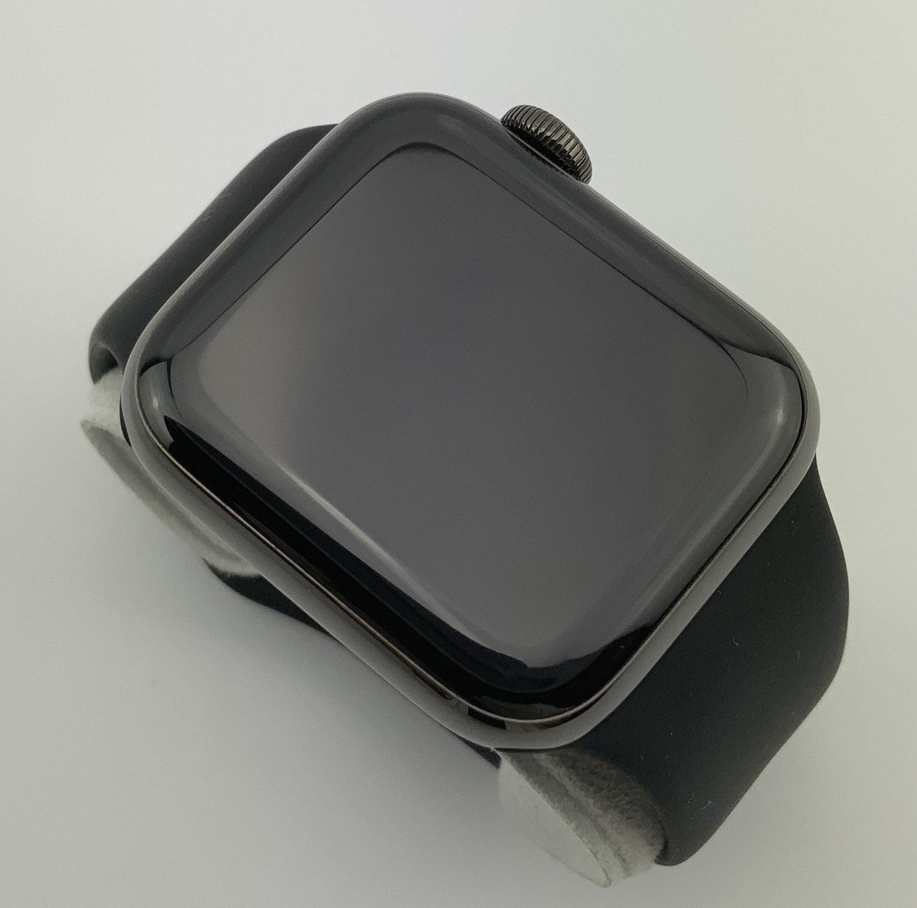 Watch Series 6 Steel Cellular (40mm), Graphite, Kuva 2