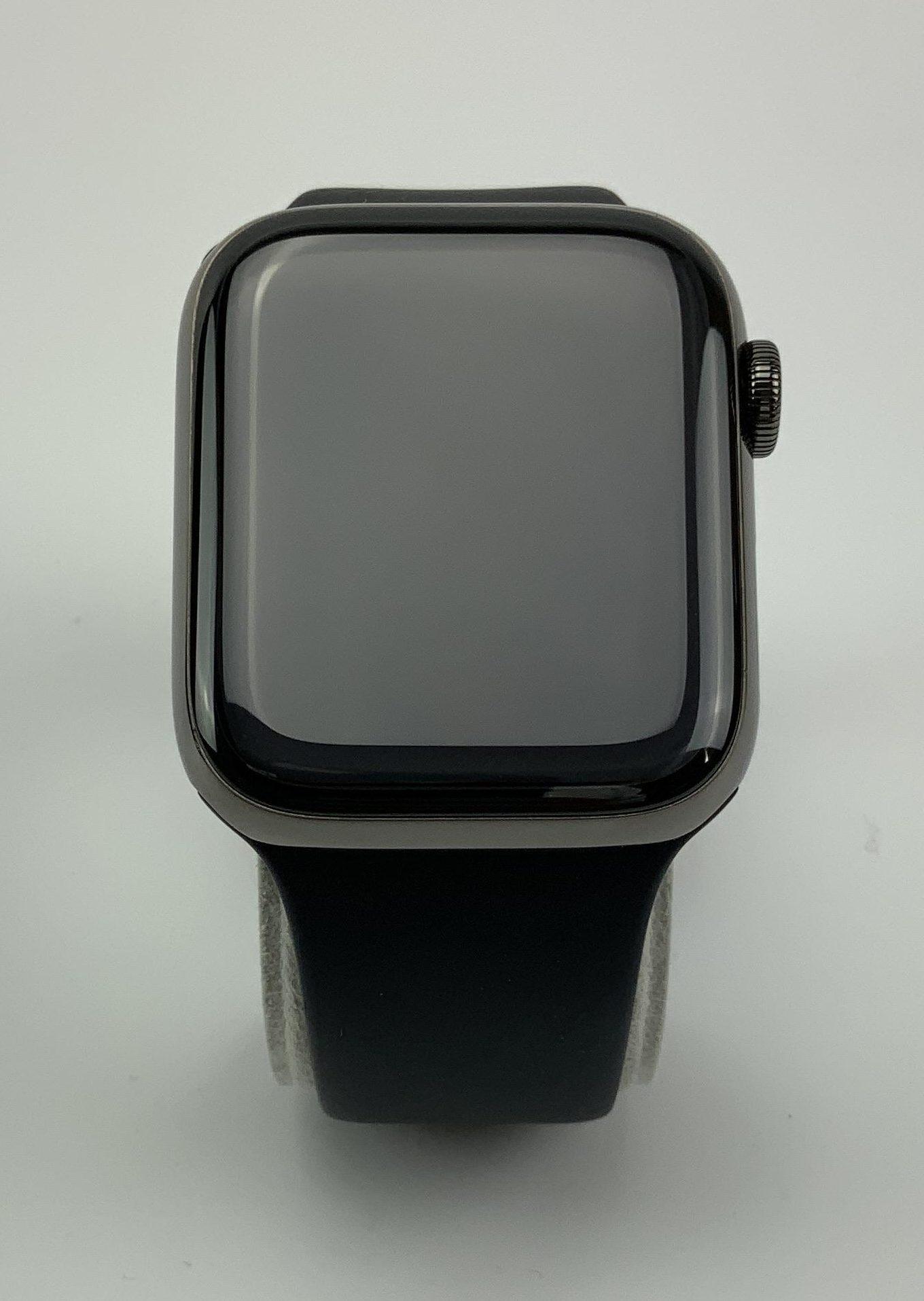 Watch Series 6 Steel Cellular (44mm), Graphite, Afbeelding 1