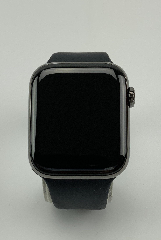 Watch Series 6 Steel Cellular (44mm), Graphite, bild 1