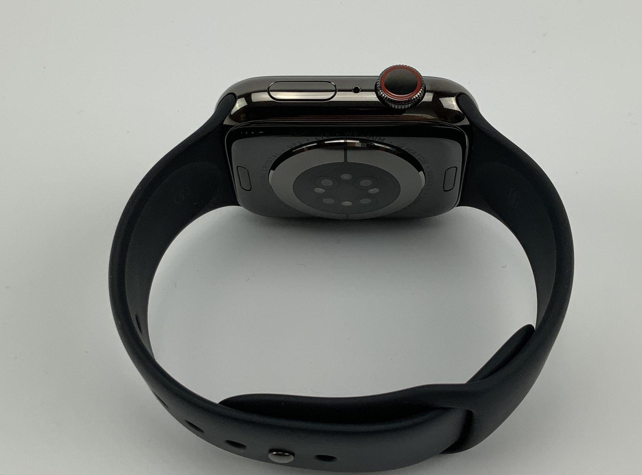Watch Series 6 Steel Cellular (44mm), Graphite, bild 2