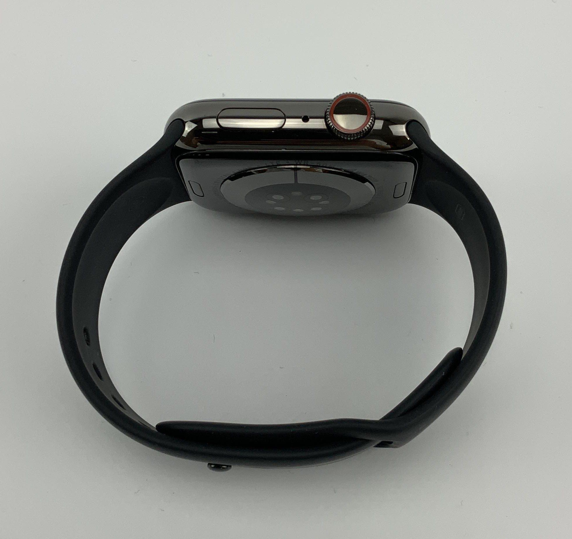 Watch Series 6 Steel Cellular (44mm), Graphite, Afbeelding 2