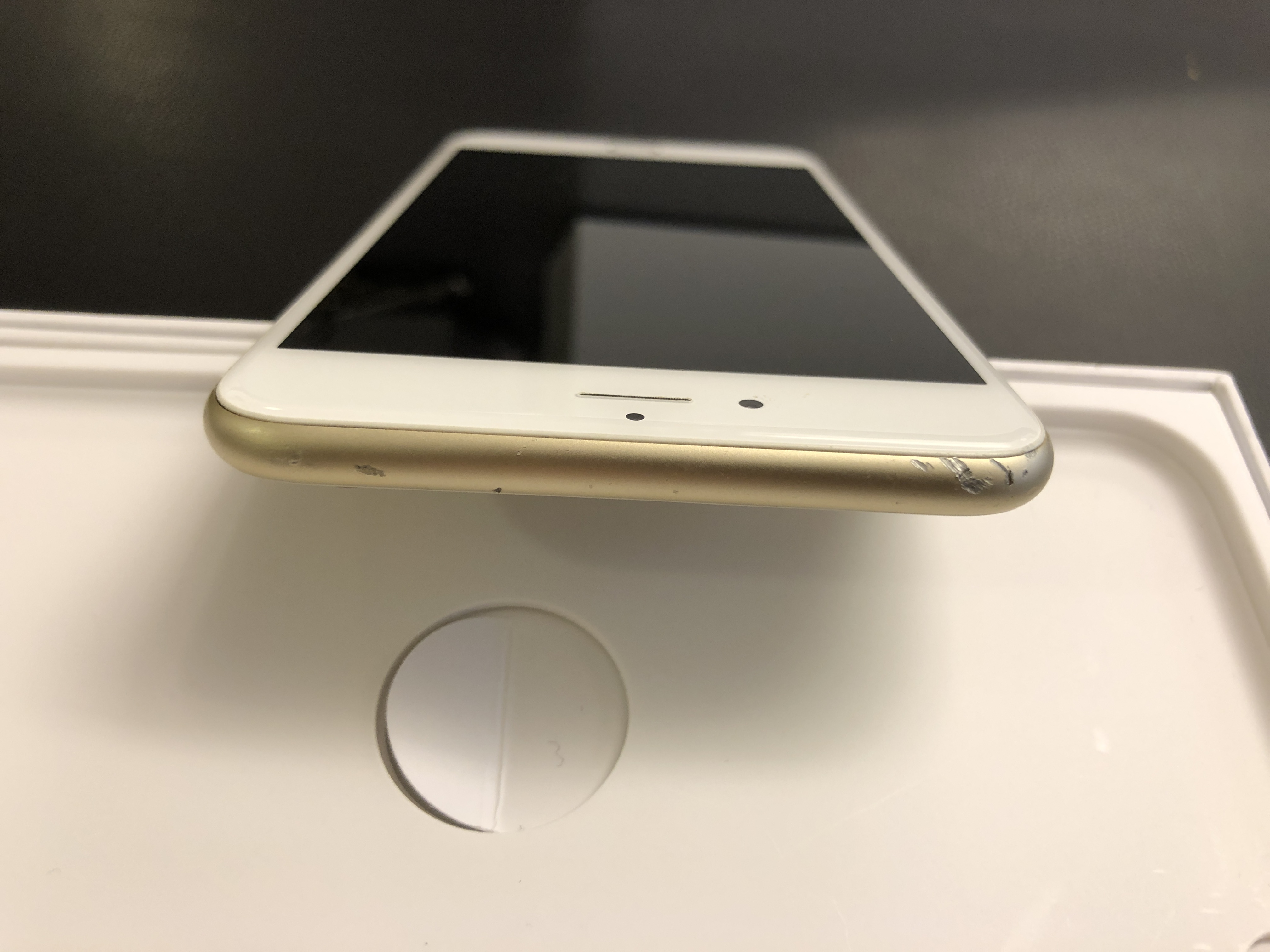 iPhone 6 Plus 128GB, 128GB, Gold, bild 6