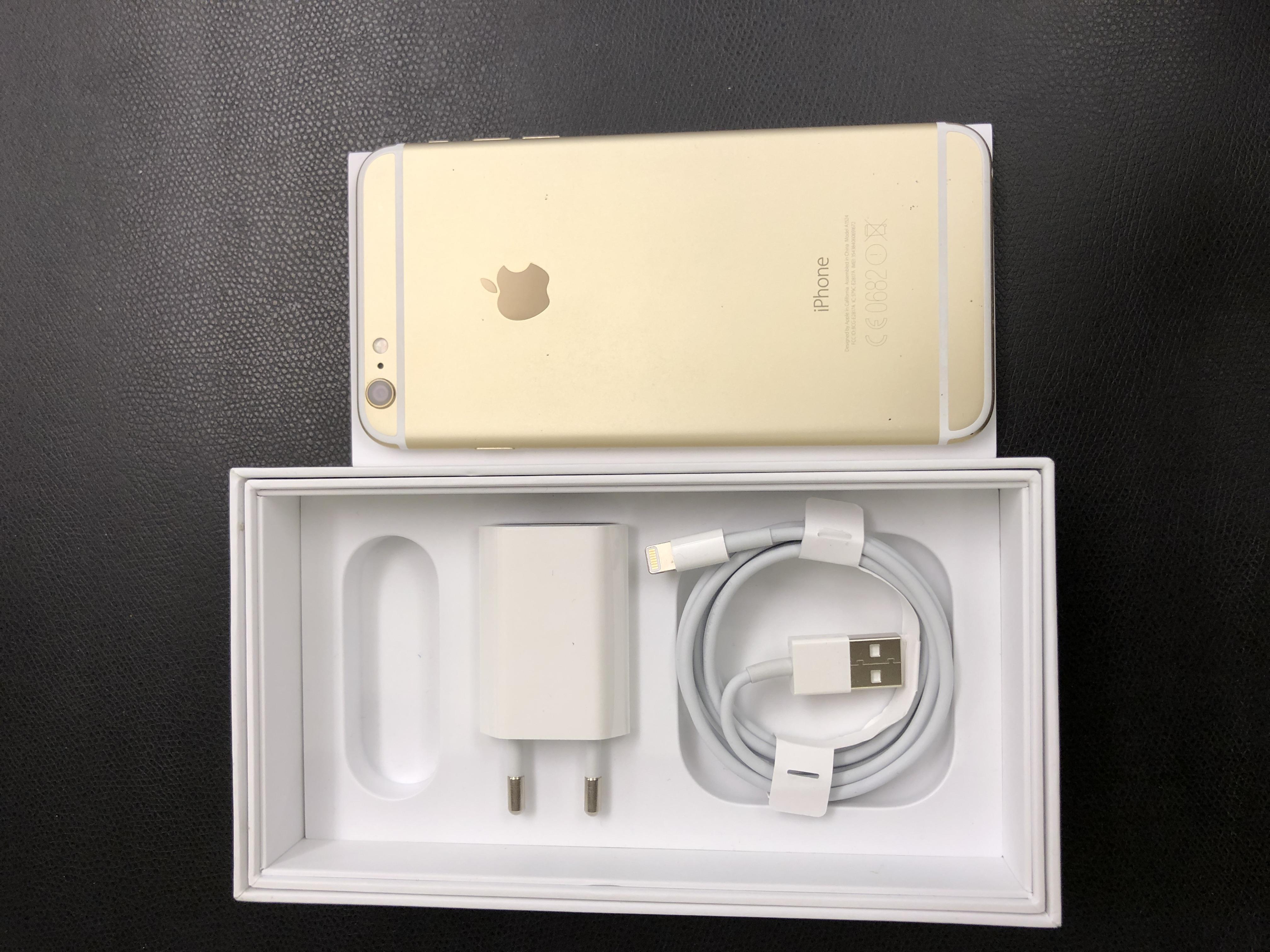 iPhone 6 Plus 16GB, 16GB, Gold, Afbeelding 1