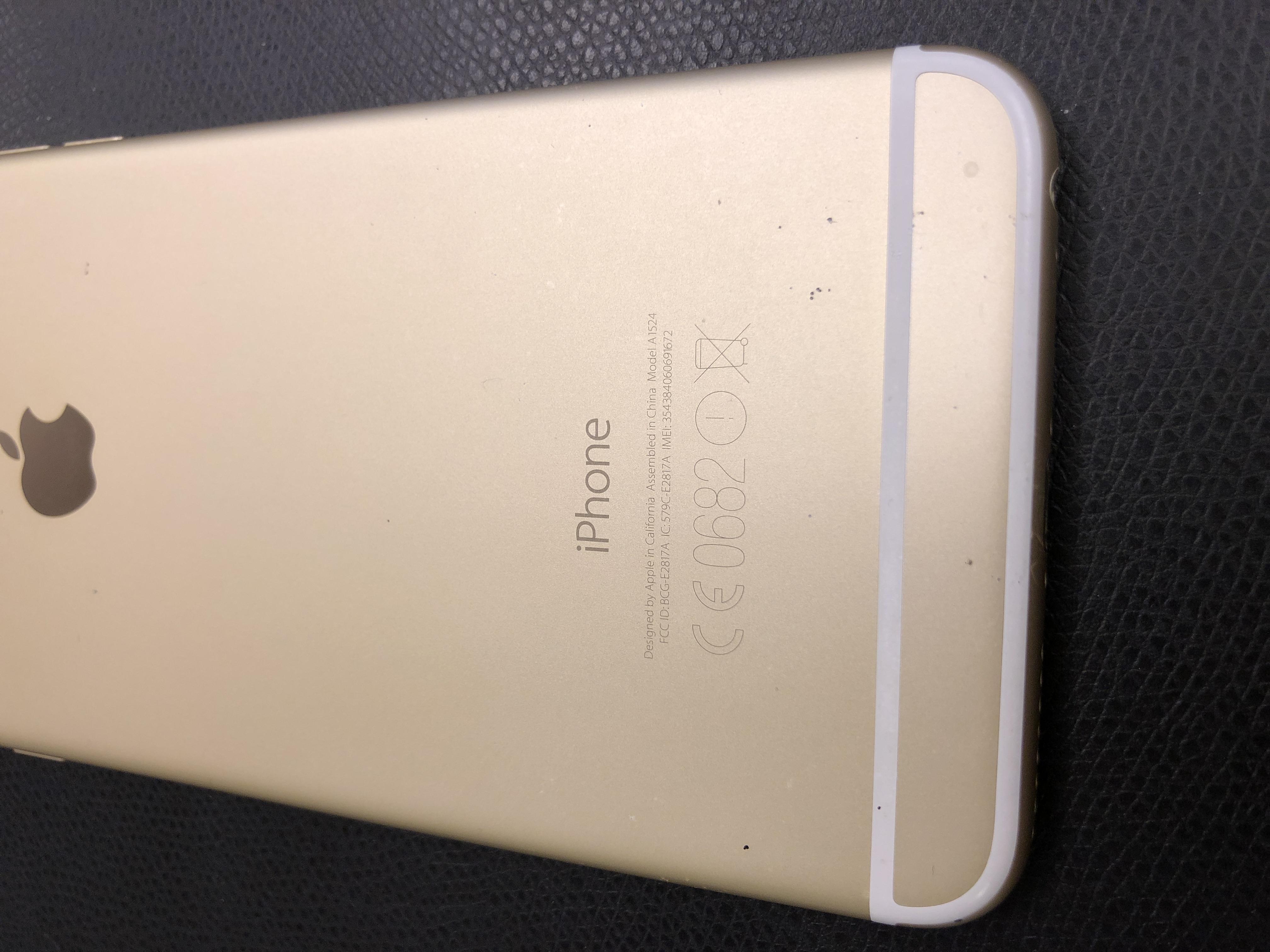iPhone 6 Plus 16GB, 16GB, Gold, Afbeelding 3