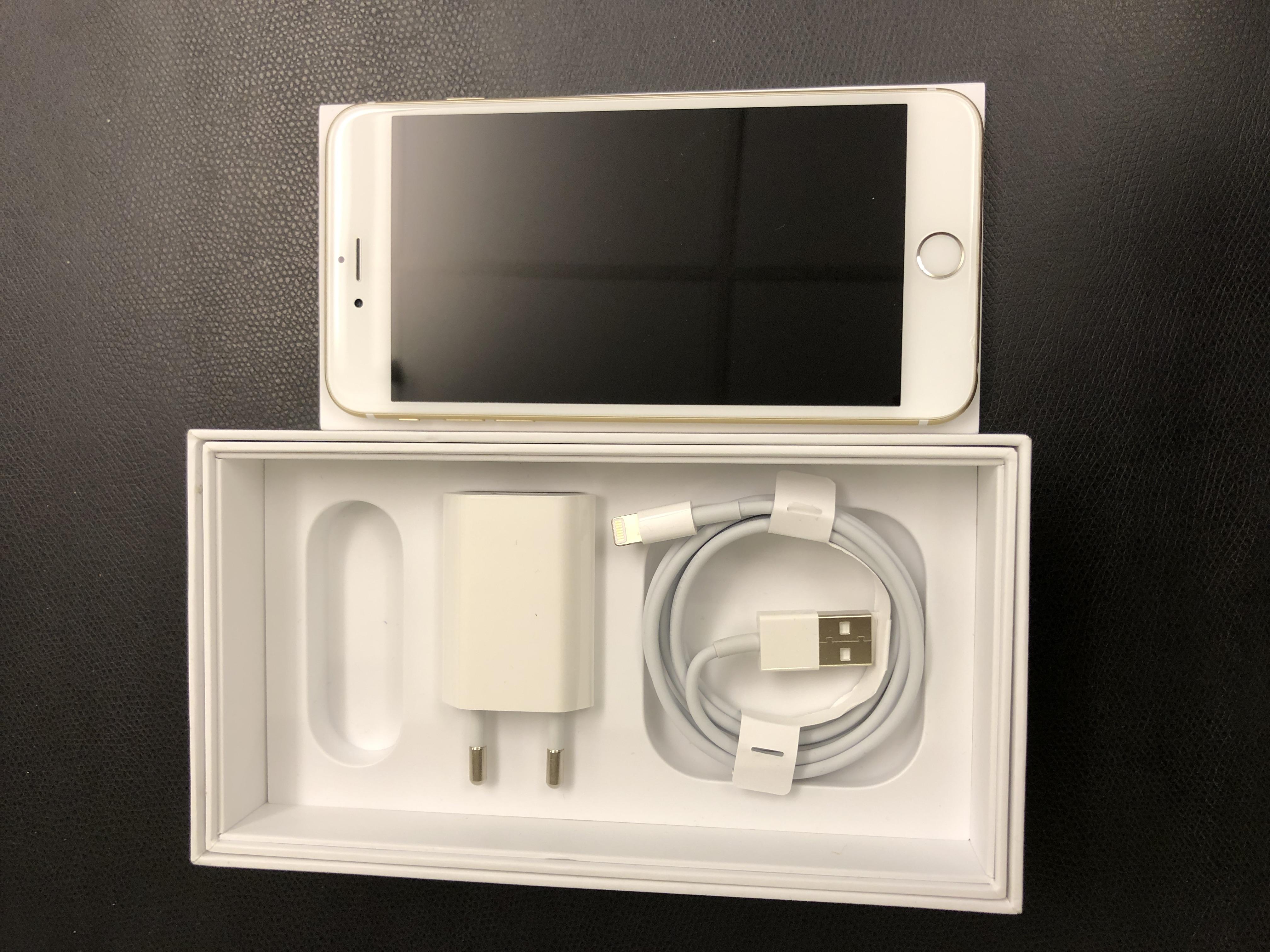 iPhone 6 Plus 16GB, 16GB, Gold, Afbeelding 2
