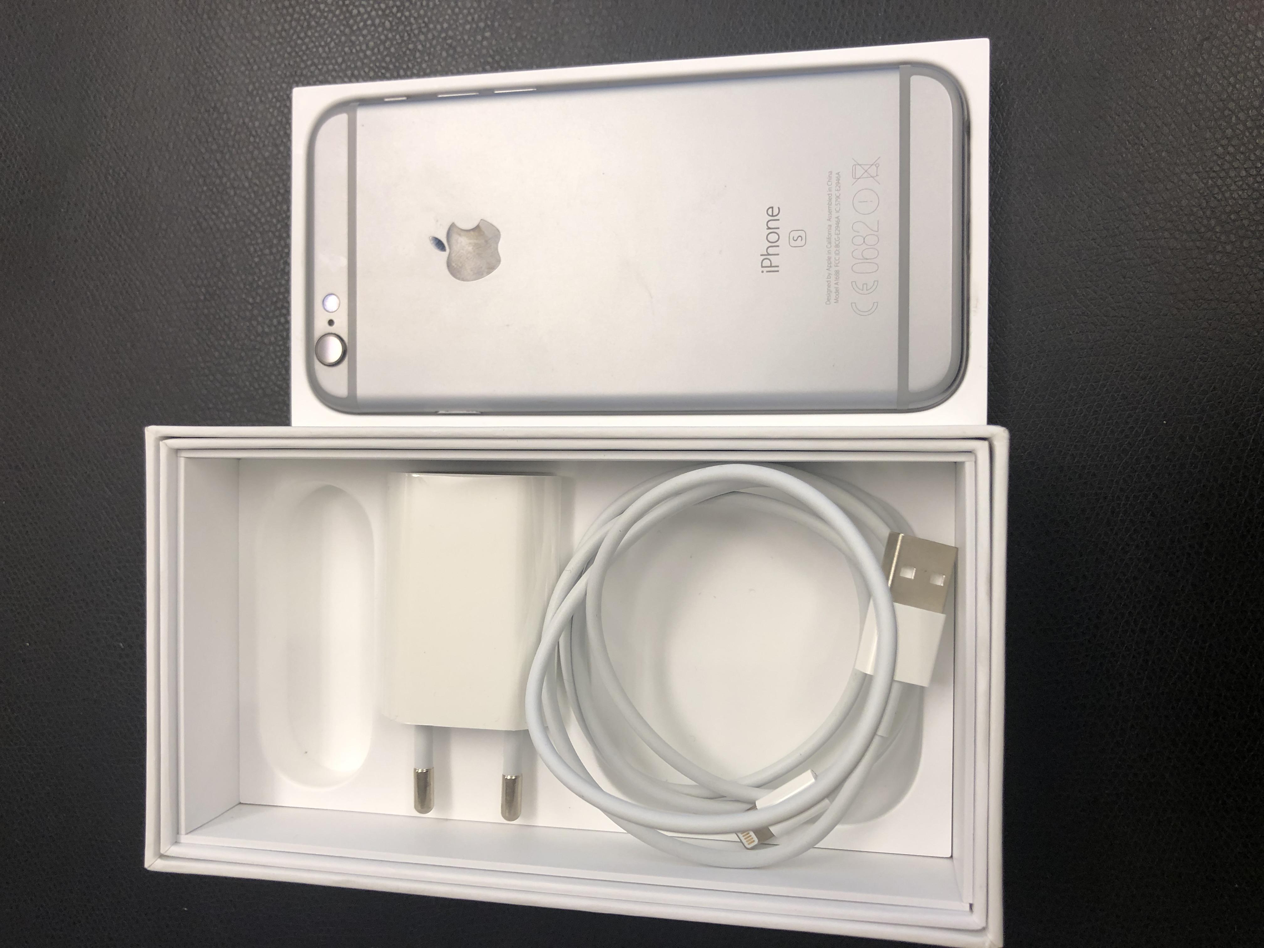 iPhone 6S 16GB, 32GB, Gray, bild 1