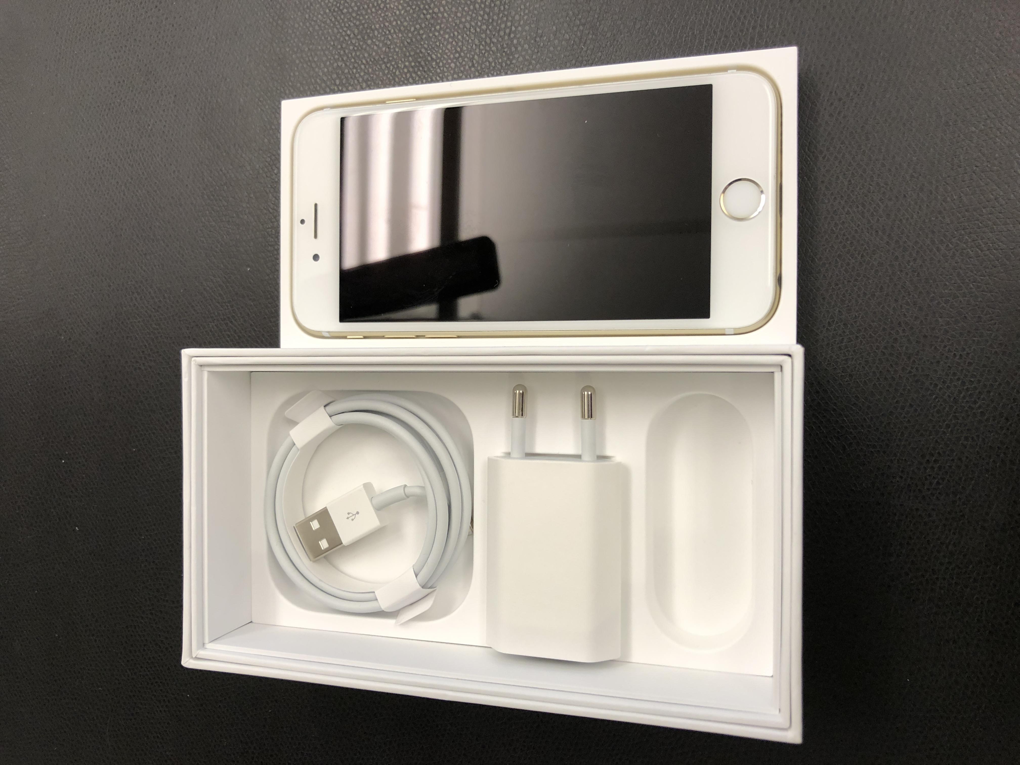 iPhone 6S 64GB, 64GB, Gold, Bild 1