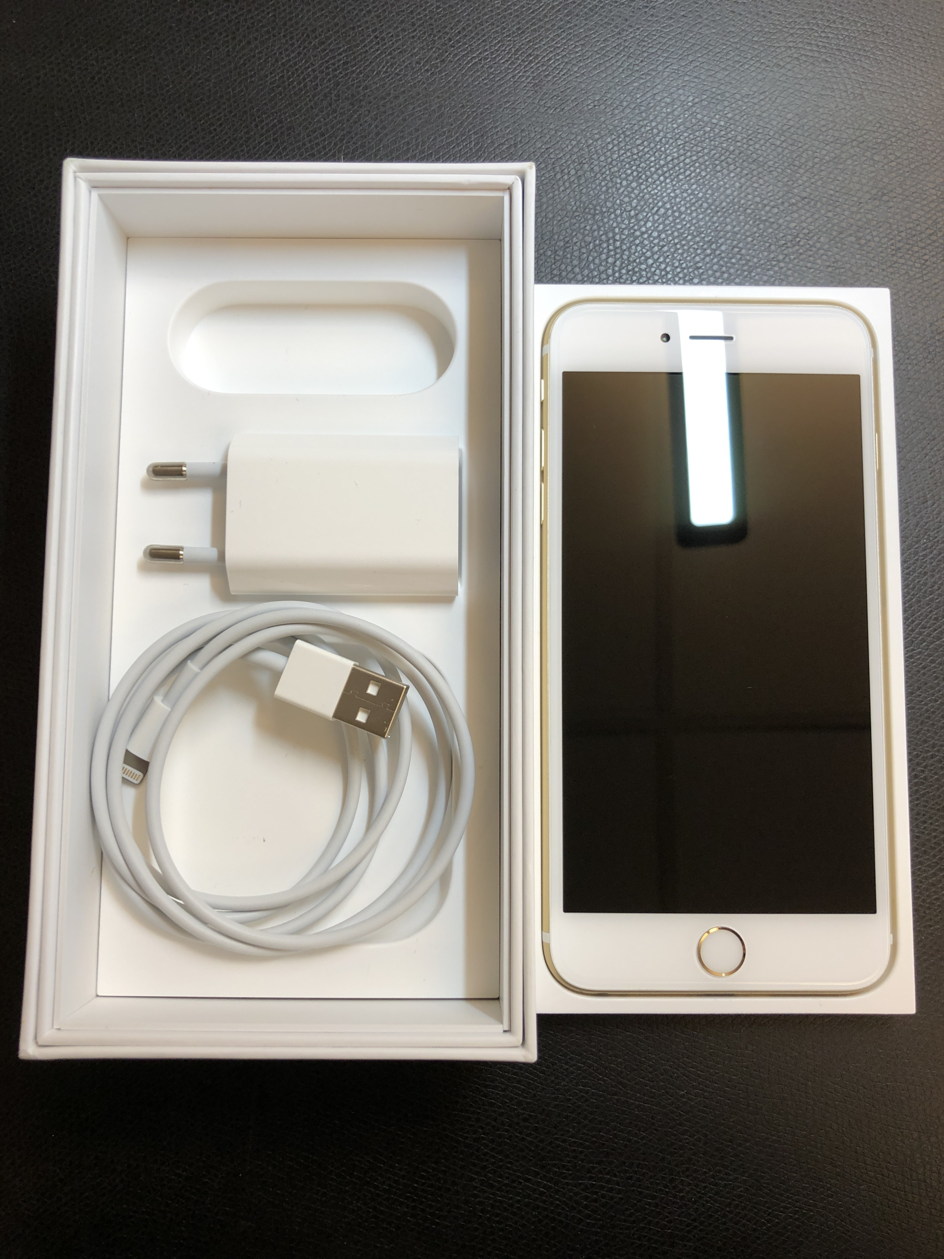 iPhone 6S Plus 64GB, 64GB, Gold, bild 2