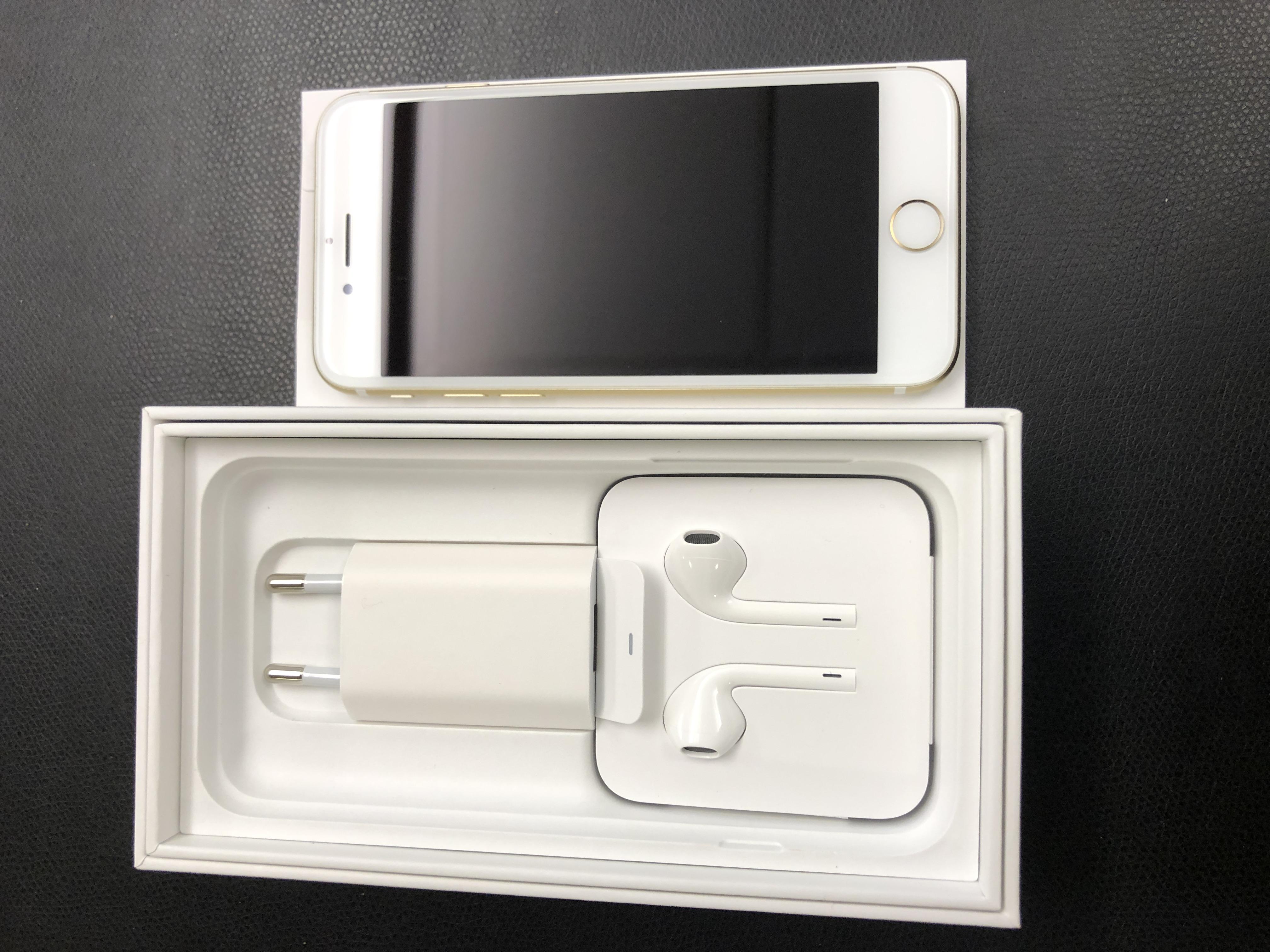 iPhone 7 128GB, 128GB, Gold, bild 1