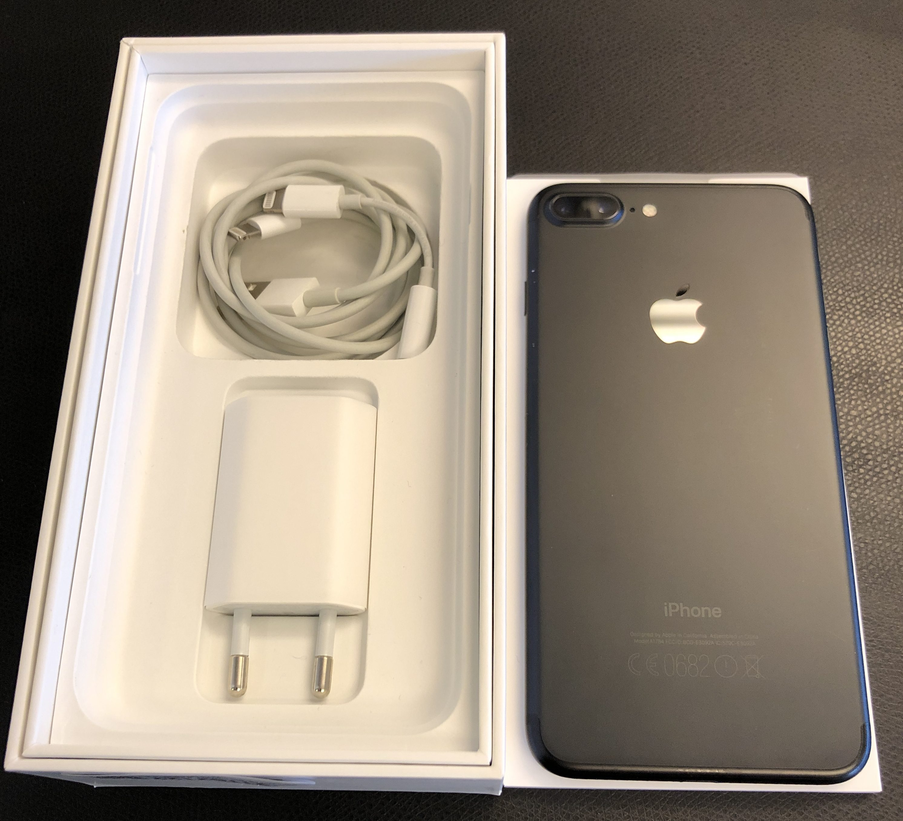 iPhone 7 Plus 128GB, 128GB, Black, bild 2