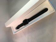 Watch Series 1 Aluminum (42mm), Sport Band - Black