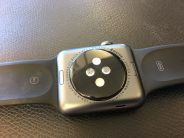 Watch Series 3 (42mm), Sport Band - Black