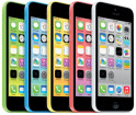 Rekonditionerad iPhone 5c 16GB Blå Olåst